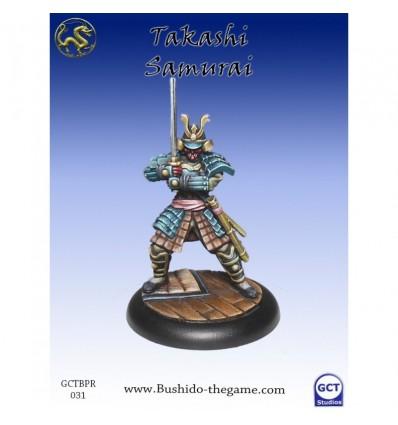 [Bushido] Takashi Samurai