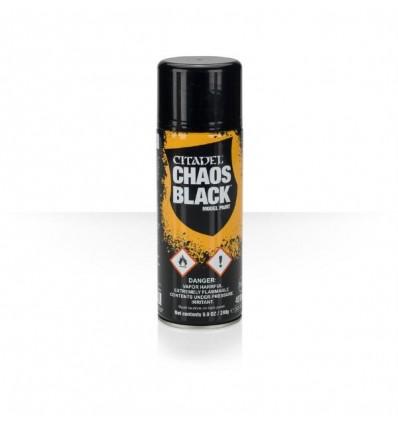 Sous Couche Noire GW - Chaos Black Spray