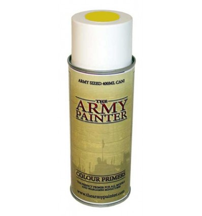 [Army Painter] Sous Couche Desert Yellow