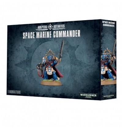 [Space Marines] Space Marine Commander
