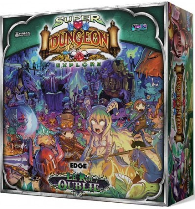 *Super Dungeon Explore : Le Roi Oublié*