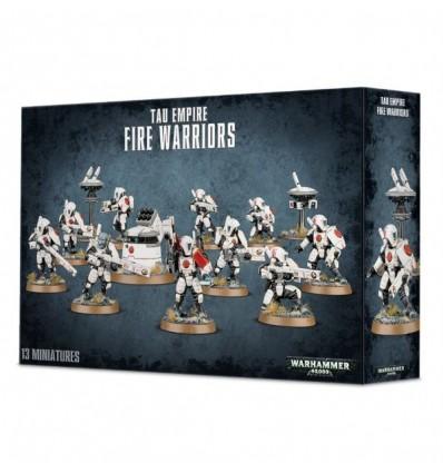 [Tau Empire] Fire Warriors Strike Team - Breacher Team