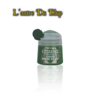 Technical Liquid Greenstuff - Blister
