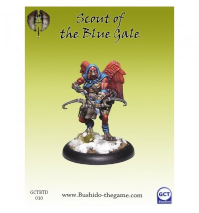 [Bushido] Scout of the Blue Gale