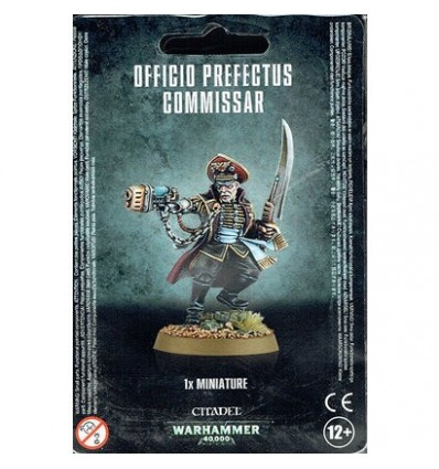 [Astra Militarum] Officio Prefectus Commissar