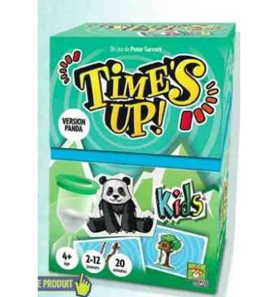 Time's Up - Kids 2 Panda