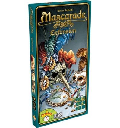 Mascarade : l'Extension