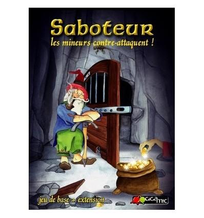 Saboteur : les mineurs contre attaquent !