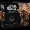 [Star Wars Legion] Soldats Rebelles