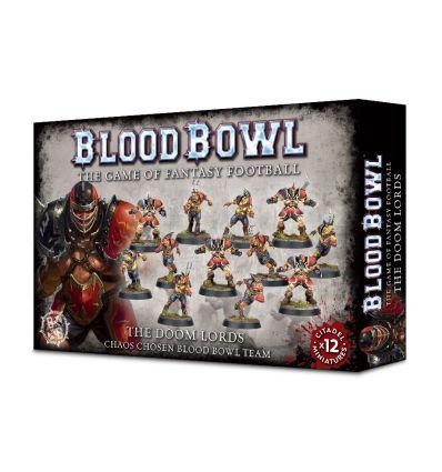[Blood Bowl] Equipe Chaos
