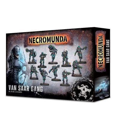 Necromunda : Van Saar Gang