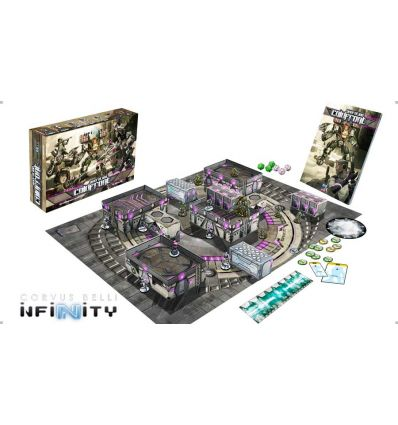 [Infinity] Operation: Coldfront Battle Pack