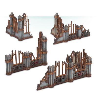 Sector Imperialis: Ruines