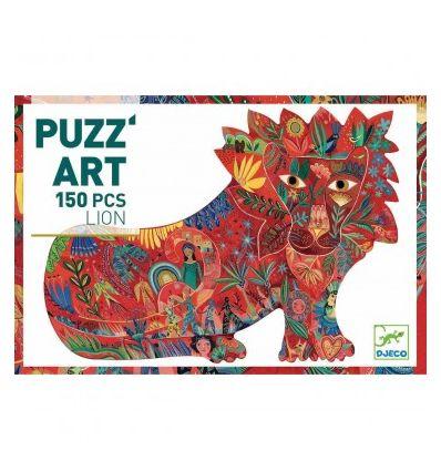 [Djeco] Puzzle Lion