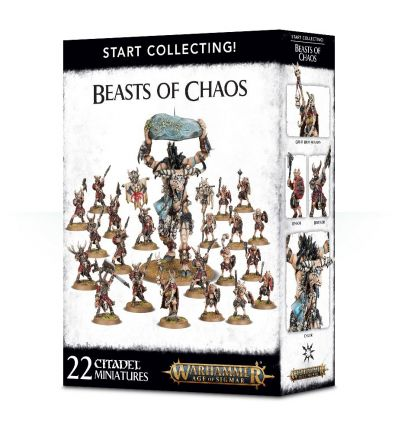 [Beast of Chaos] Start Collecting