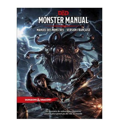 [D&D5] Manuel des Monstres