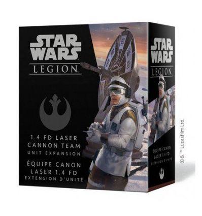 [Star Wars Legion] Équipe Canon Laser 1.4 FD