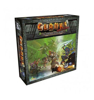 Clank ! dans l'Espace !