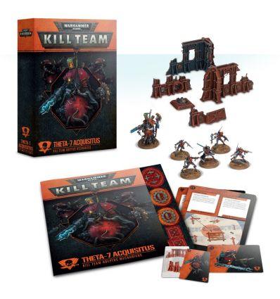 [Kill Team] Theta-7 Acquisitus – Kill Team Adeptus Mechanicus