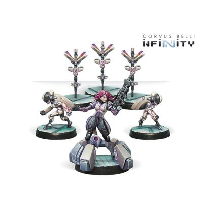 [Infinity] ALEPH Support Pack