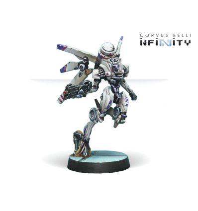 [Infinity] Garuda Tacbots (Spitfire)