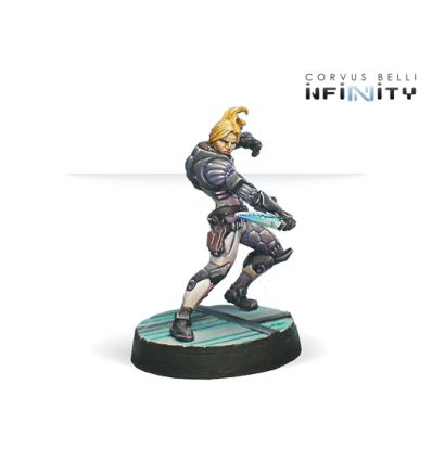 [Infinity] Achilles (Spitfire, EXP CCW)