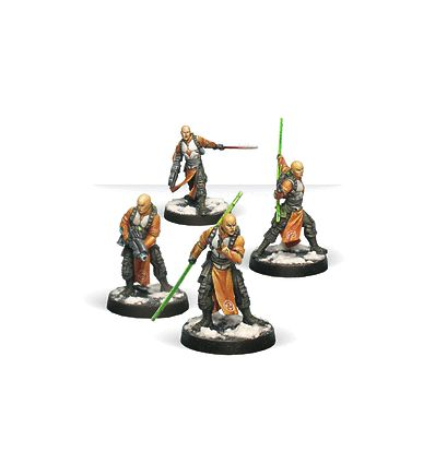 [Infinity] Les Moines Guerriers Shaolin