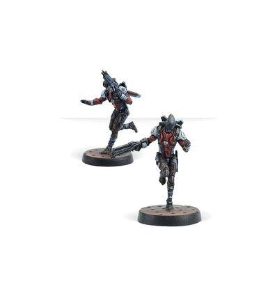 [Infinity] Hellcats (Hacker / Boarding Shotgun)