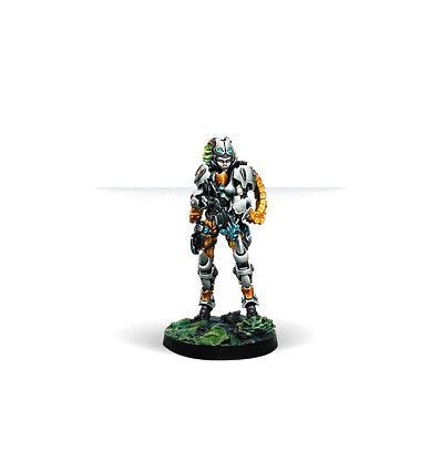[Infinity] Neema Saatar, Ectros Regiment Officer (Spitfire)