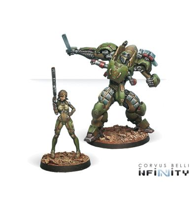 [Infinity] Anaconda, Mercenary Tag Squadron
