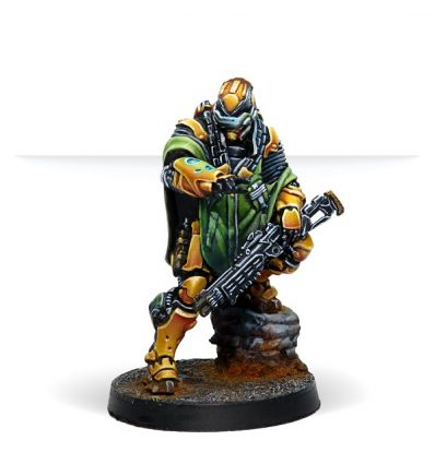 [Infinity] Zhēnchá, Armored Reconnaissance Regiment (Hacker)