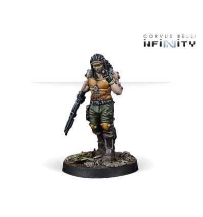 "Joe \\""Scarface\\"" Turner, Mercenary TAG Pilot"